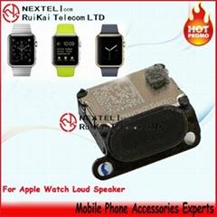 Apple watch loud speaker buzzer ringer