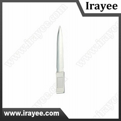personalized letter opener in zinc alloy materia