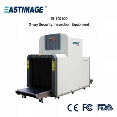 x-ray baggage scanner machine EI-100100