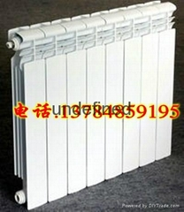 UR7003雙金屬整體壓鑄鋁散熱器