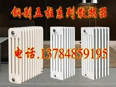 SCGZY506/X-1.0型鋼管五柱散熱器鋼制柱型散熱器