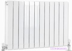 TLZY8-6/7-1.0銅鋁柱翼散熱器銅鋁復合暖氣片