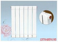 GLFH60-60/600-1.0鋼鋁復合散熱器鋼鋁柱翼暖氣片