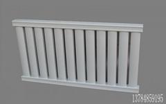 GZ50/80/600-1.0型鋼制雲梯系列散熱器鋼制大水道暖氣片