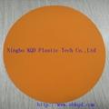 0.77mm High Tensile Orange PVC Coated
