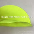 Flame Retardant Fluorescent PVC Coated Fabric for Chemical Protective Clothing  4