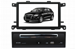 CAR DVD FOR AUDI Q5 Radio/TV/IPOD Function