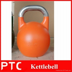 kettlebell in weght lifting