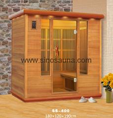 4 Person Home Beauty Machine Personal Care Far Infrared Sauna Spa Capsule