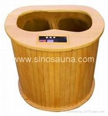 2015 Hot Far Infrared Foot Sauna Foot Massager Detox Foot SPA Sauna