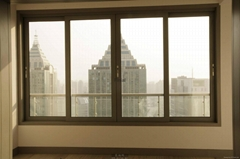HT75 series Aluminum sliding windows and doors