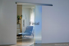 Beautiful/elegant high-end grade interior door