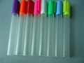 empty markers plastic markers 6mm tips