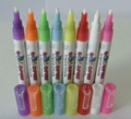 Liquid Chalk Markers - NEW REVERSIBLE TIP - Chalkboard Paint Pen 8 Pack + 2 FREE