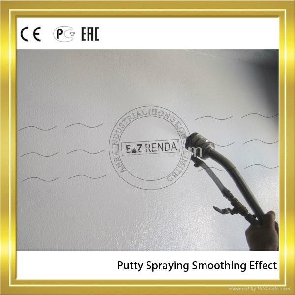 High Pressure Air Compressed Sprayer Machine for Putty Powder Mortar 1