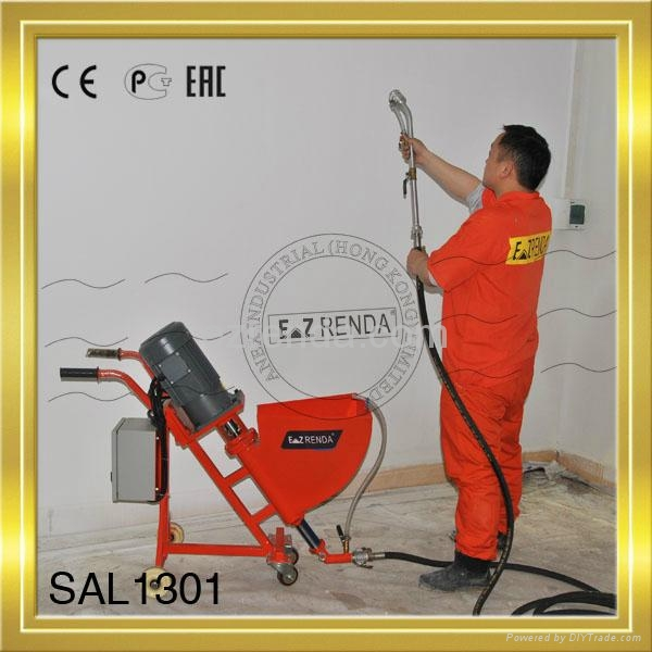 High Pressure Air Compressed Sprayer Machine for Putty Powder Mortar 3