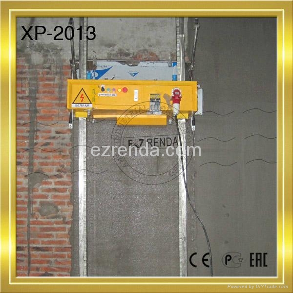 Internal wall plaster mixer used machinery for sale with cement plaster 2