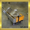 Internal wall plaster mixer used machinery for sale with cement plaster 4