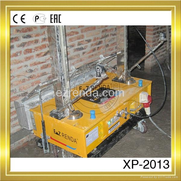 Internal wall plaster mixer used machinery for sale with cement plaster 3