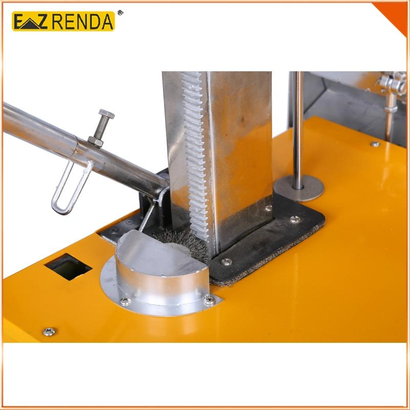 Automatic wall plastering tools for gypsum plaster XP1000 construction machinery 3