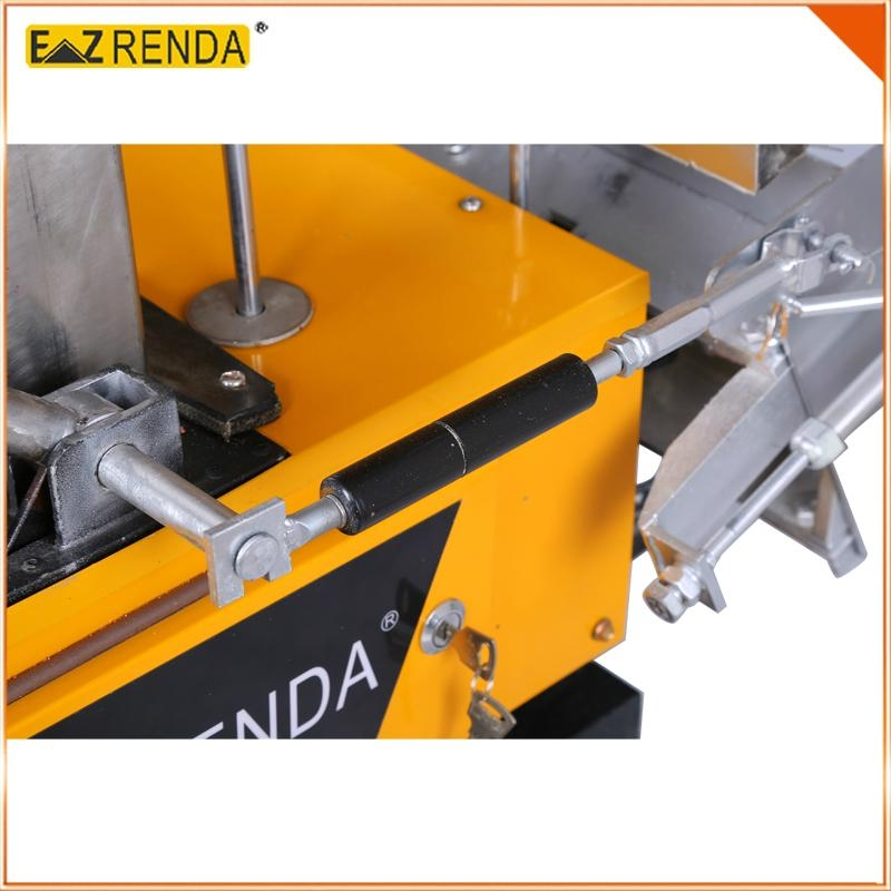 Automatic wall plastering tools for gypsum plaster XP1000 construction machinery 4