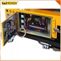 Automatic wall plastering tools for gypsum plaster XP1000 construction machinery 5