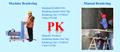 EZRENDA rendering machine for one coat plaster china plastering suppliers     3