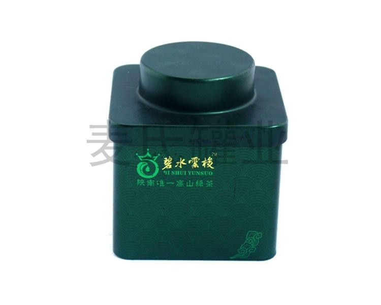 茶葉類鐵盒 2