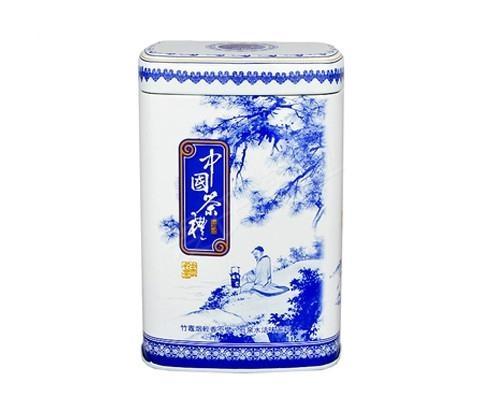 茶葉類鐵盒 1