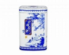 茶葉類鐵盒