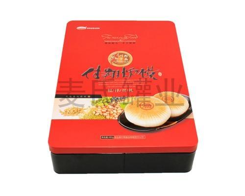 月餅粽子鐵盒 3