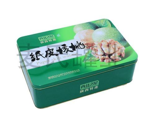 食品包裝鐵盒 1
