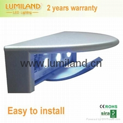 LED clip light LED glass shelf light LED clamp light - Lumiland