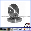 Carbon Steel Ansi Pipe Fittings Weld Neck Flange large Dimension 2