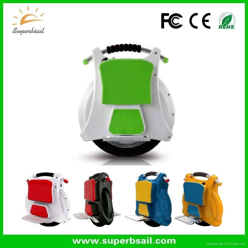 电动独轮平衡车 3