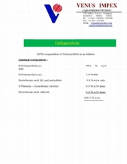 DELTAMETHRIN Technical