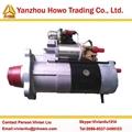 Howo heavy truck starter motor for