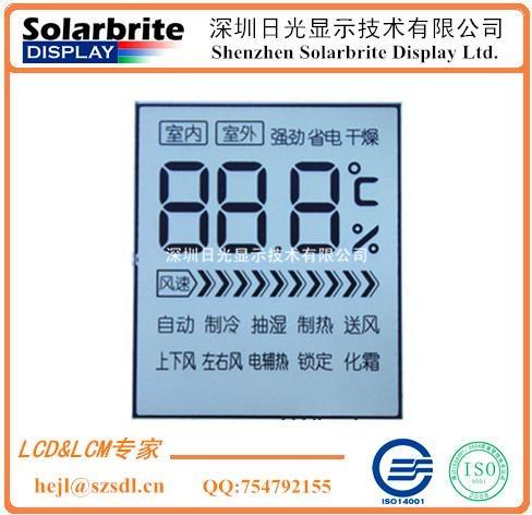 LCD液晶顯示屏,COG LCD哪個廠家做得好?深圳日光顯示技術有限公司 1