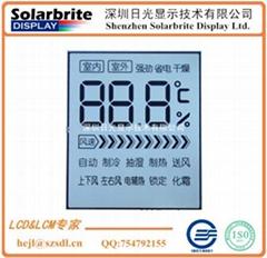 LCD液晶显示屏,COG LCD哪个厂家做得好?深圳日光显示