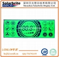 家电产品中央空调控制器LCD液