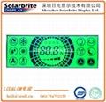 家電產品中央空調控制器LCD液