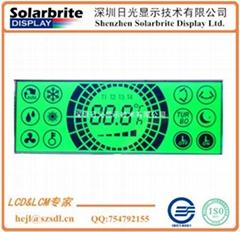 家電產品中央空調控制器LCD液晶顯示屏