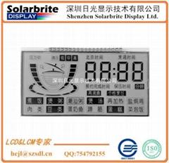家电产品智能电饭煲TN-LCD液晶显示屏
