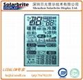 LCD液晶显示屏空调控制器LC