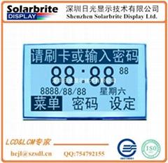 验钞机POS机STN-LCD液晶显示屏