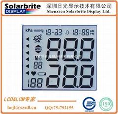 醫療器械血壓計STN-LCD液晶顯示屏