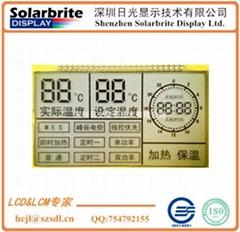 智能电表通用电表TN-LCD液晶显示屏