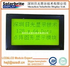 國內COB LCD液晶顯示模組