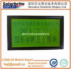 128*64 COB LCD module