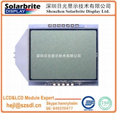 LCD WITH BACKLIGHT
